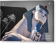Egypt Or Usa  Acrylic Print
