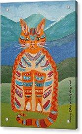 Egyptian Don Juan Acrylic Print