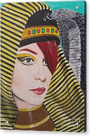 Egyptian Princess Acrylic Print