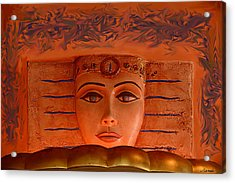 Egyptian Queen Nefertiti  Acrylic Print
