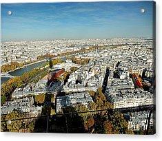 Eiffel 558 Acrylic Print