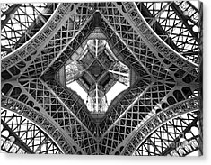Eiffel Abstract Acrylic Print