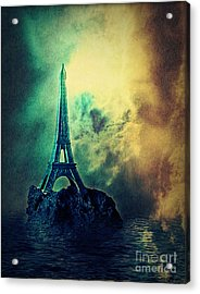 Eiffel Lighthouse Acrylic Print
