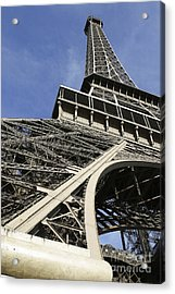 Acrylic Print featuring the photograph Eiffel Tower by Belinda Greb