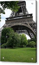 Eiffel Tower I Acrylic Print