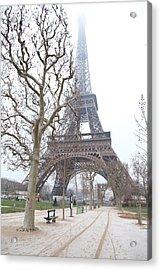 Eiffel Tower - Paris France - 011315 Acrylic Print