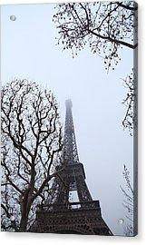 Eiffel Tower - Paris France - 011318 Acrylic Print