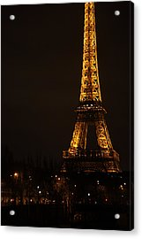 Eiffel Tower - Paris France - 011321 Acrylic Print
