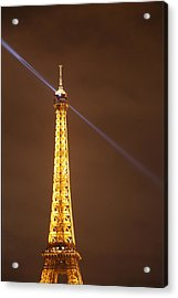 Eiffel Tower - Paris France - 011334 Acrylic Print by DC Photographer