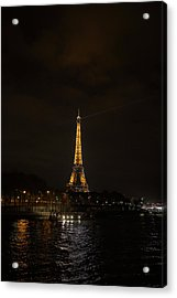 Eiffel Tower - Paris France - 011336 Acrylic Print by DC Photographer