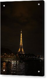Eiffel Tower - Paris France - 011338 Acrylic Print