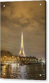 Eiffel Tower - Paris France - 011339 Acrylic Print