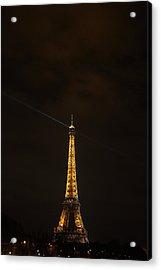 Eiffel Tower - Paris France - 011344 Acrylic Print by DC Photographer