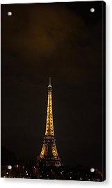 Eiffel Tower - Paris France - 011353 Acrylic Print by DC Photographer