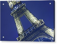 Eiffel Tower Paris Acrylic Print