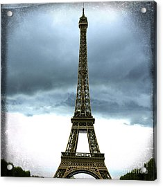 Eiffel Tower. Tour Eiffel. Paris Acrylic Print