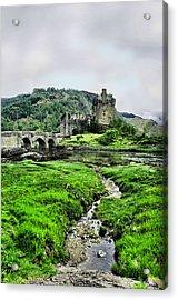 Eilean Donan Acrylic Print