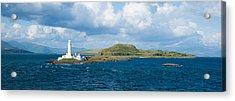 Eilean Musdale Lighthouse Acrylic Print