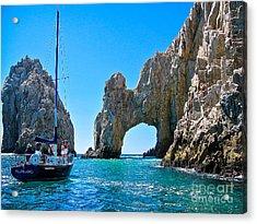 El Arco - Cabo San Lucas Acrylic Print