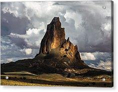 El Cap Acrylic Print