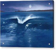 El Capitan Acrylic Print by Mark  Leavitt