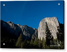 El Capitan, Yosemite Np Acrylic Print by Mark Newman