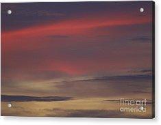 El Cielo Acrylic Print by Fred  Sheridan