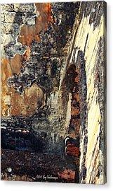 El Morro Arch Acrylic Print