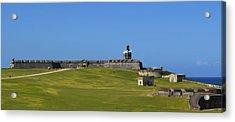 El Morro Panorama Acrylic Print