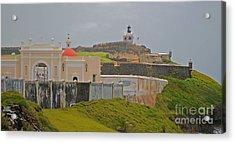 Scenic El Morro Acrylic Print