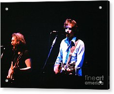 The Grateful Dead 1980 Capitol Theatre Acrylic Print