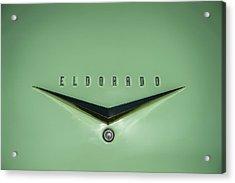 Eldorado Acrylic Print by Scott Norris