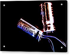 Electrical Components  Acrylic Print by Tommytechno Sweden