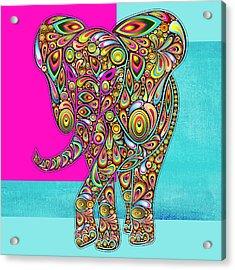 Elefantos - 01ac02aa Acrylic Print