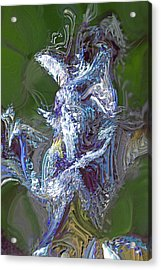 Acrylic Print featuring the photograph Elemental by Richard Thomas