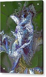 Elemental Acrylic Print by Richard Thomas