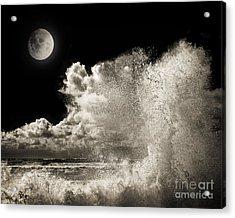 Elements Of Power Acrylic Print
