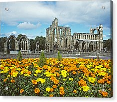 Elgin Cathedral - Scotland Acrylic Print