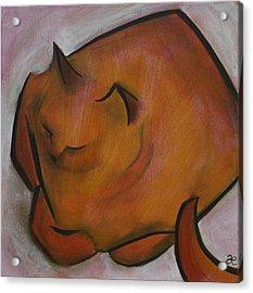 Eliot Acrylic Print