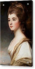Elizabeth Duchess Of Sutherland Acrylic Print