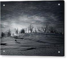 Elsewhere Acrylic Print by Akos Kozari