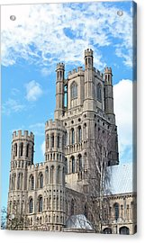 Ely Cathedral Acrylic Print