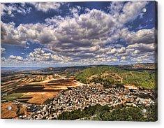 Emek Israel Acrylic Print