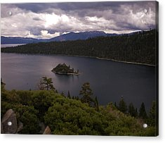 Emerald Bay Lake Tahoe Acrylic Print