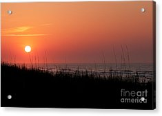 Emerald Isle Sunrise II Acrylic Print