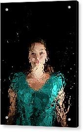 Emerge Acrylic Print by Mads Perch