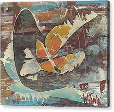 'emerge' Acrylic Print