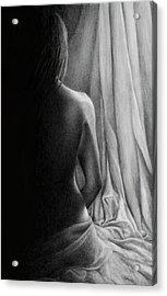 Emergence Acrylic Print by Pat Erickson