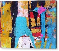 Emergent Acrylic Print by Debra Jacobson