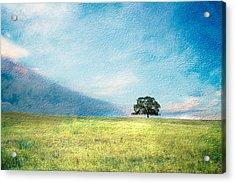 Emerging Spring Acrylic Print